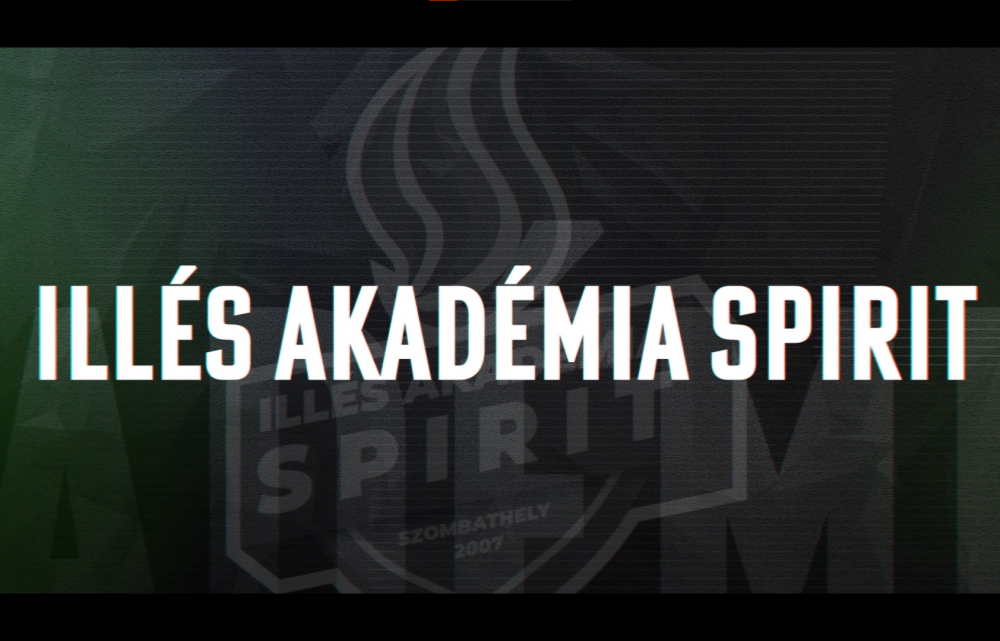 Illés Akadémia Spirit is the first invited Hungarian team!