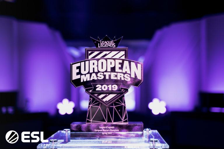 eSuba na EU Masters končí
