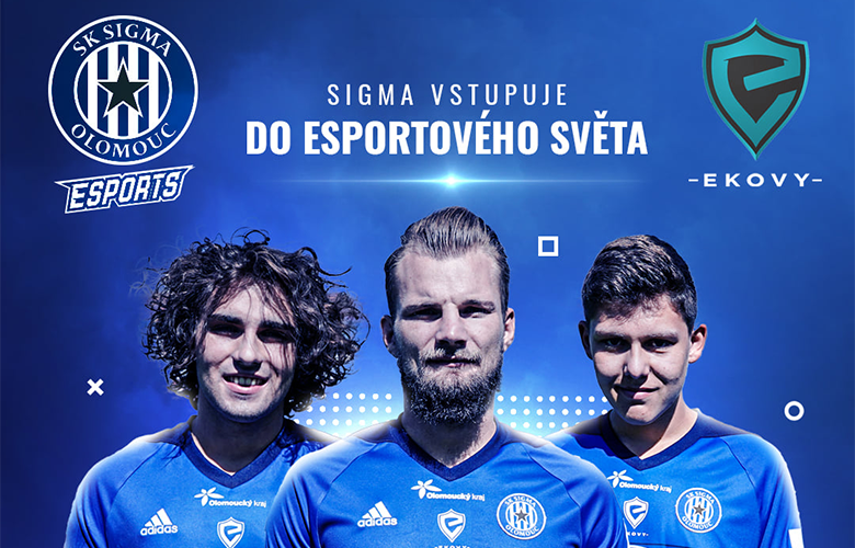 SK Sigma Olomouc introducing FIFA esport team!