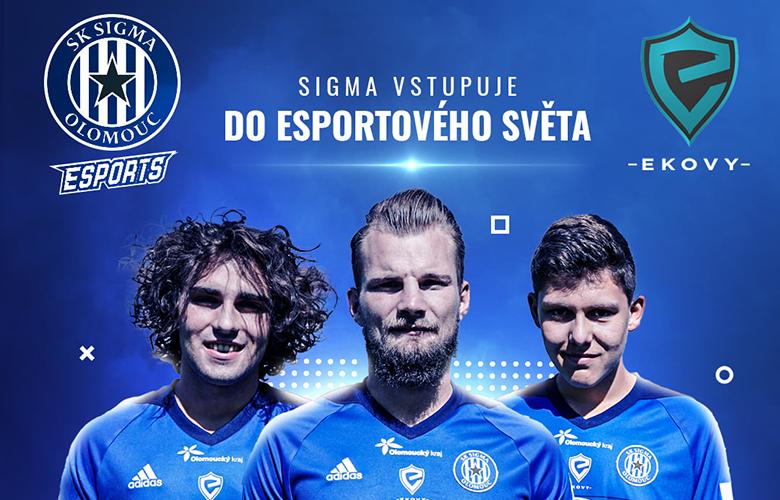 SK Sigma Olomouc vstupuje do esportu!